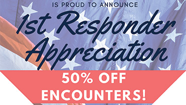 First Responders Month – 50% OFF!