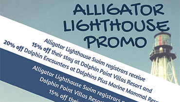 Alligator Lighthouse Swim and Discount